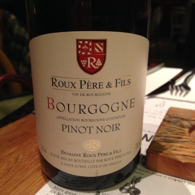 Roux Père et Fils - Bourgogne