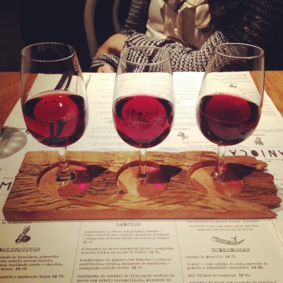 Flight de Pinot Noir - Manioca