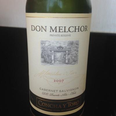 don melchor 2007