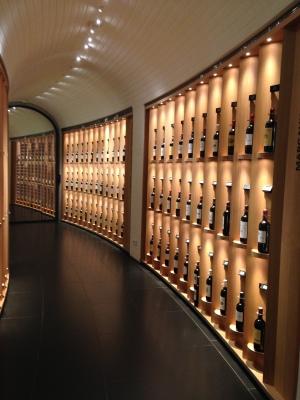Parte da seção de Bordeaux